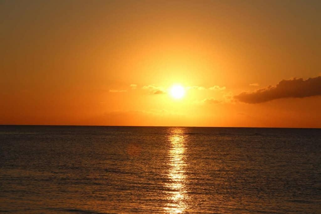 Roatan Sunset