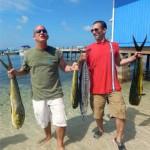 Fishing at the Splash Inn Resort